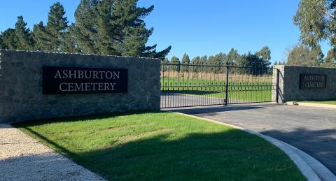 Ashburton Cemetery Extension
