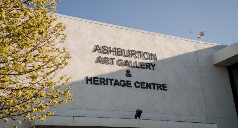 Ashburton Art Gallery and Heritage Centre
