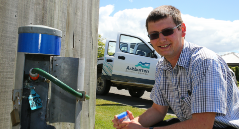 District water management