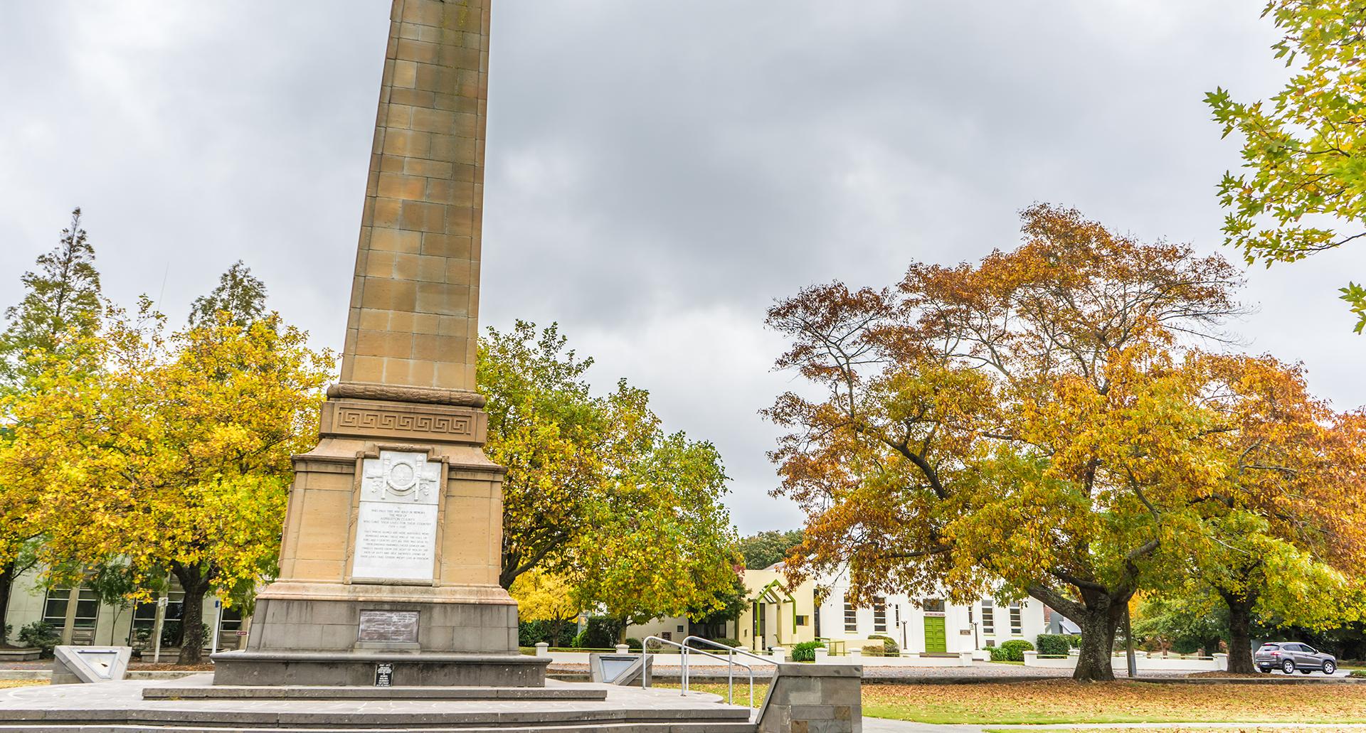 Ashburton Memorial